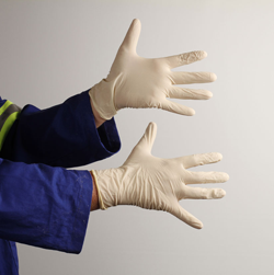 examination-glove-latex-powdered
