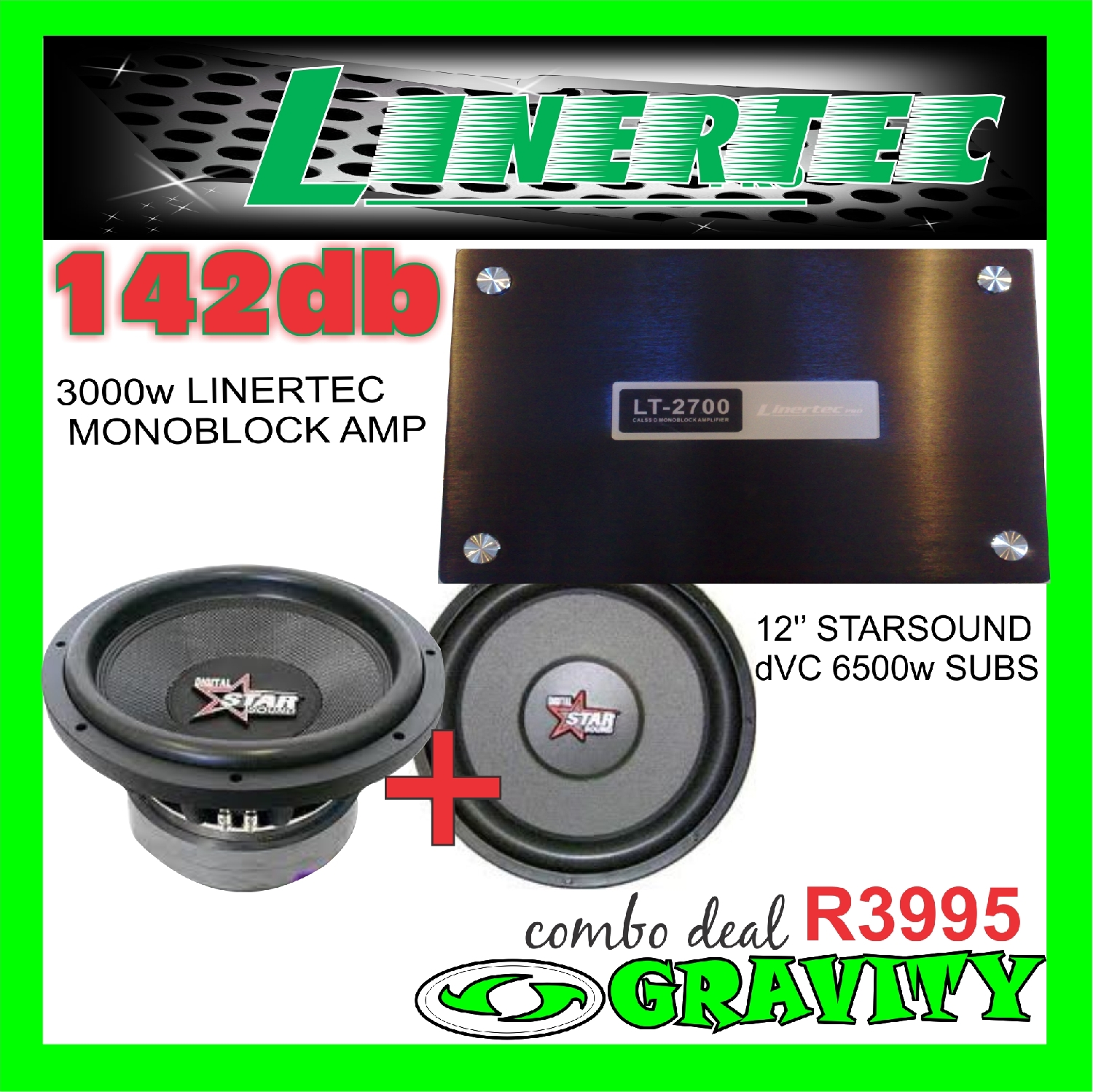gravity-big-bass-linertec-combo
