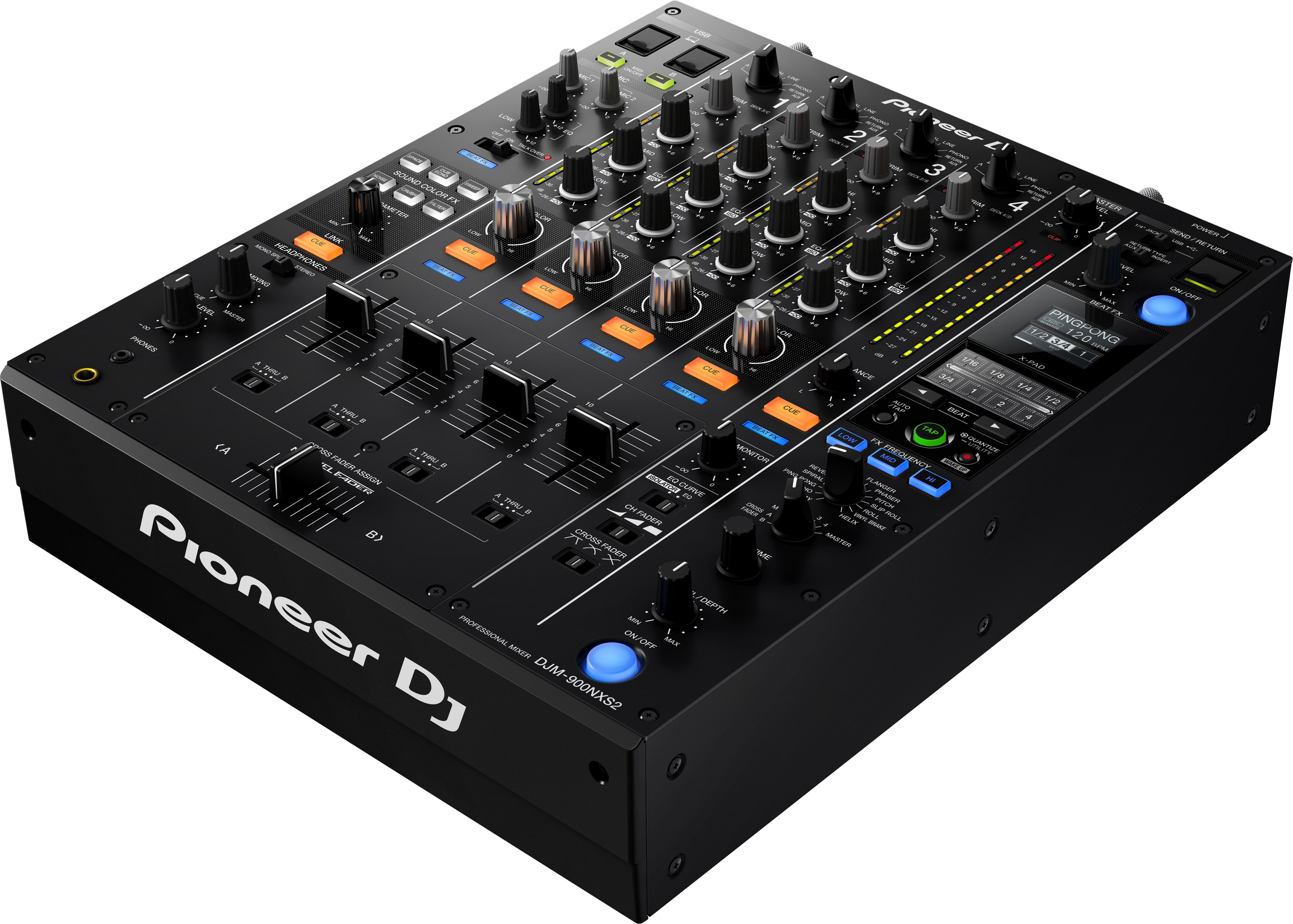 PIONEER DJM 900NXS2 DJ MIXER EXCLUSIVE TO GRAVITY SOUND AND LIGHTING WAREHOUSE DURBAN 0315072736