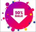 50% Black Friday Deals