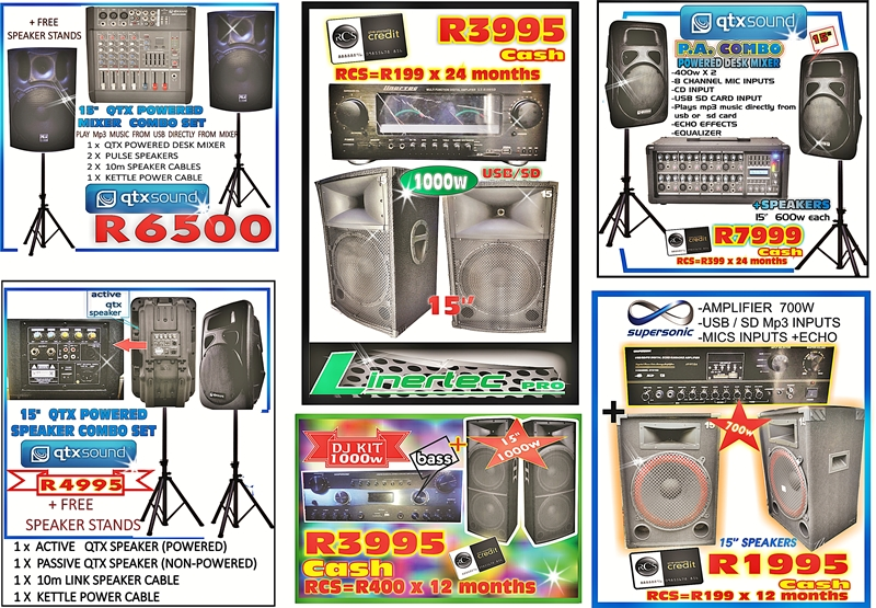 click me for this months sound audio specials @gravity audio dj store durban 0315072463